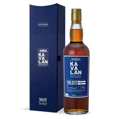 Kavalan - Kavalan Solist Vinho Barrique - whisky taïwanais 57,1%