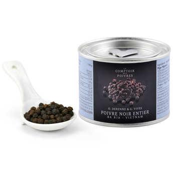 Le Comptoir des Poivres - Whole Black Pepper From Ba Ria