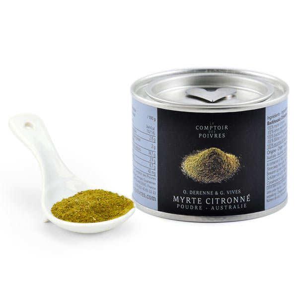 Lemon Myrtle In Powder