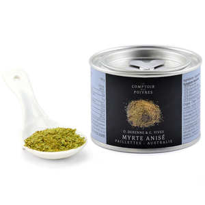 Le Comptoir des Poivres - Aniseed Myrtle In Flake