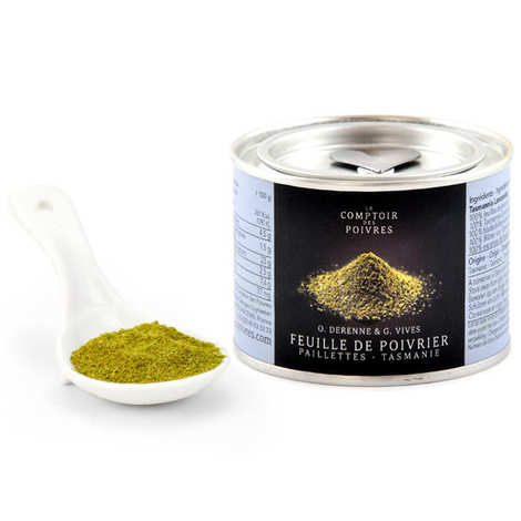 Le Comptoir des Poivres - Pepper Leaf In Flakes