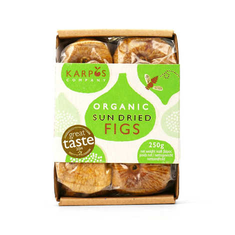 Karpos Company - Organic Dried Fig From Eubee