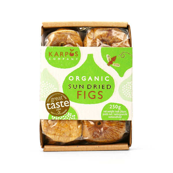 Organic Dried Fig From Eubee