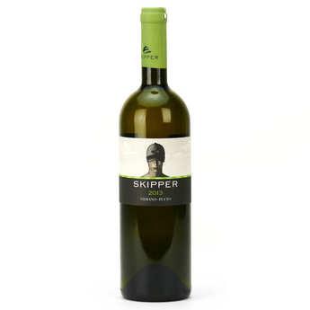 Le comptoir de Messénie - Vin blanc sec de Crète Skipper