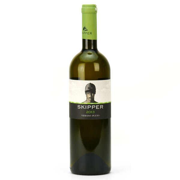 Vin blanc sec de Crète Skipper