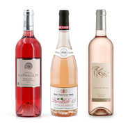 BienManger paniers garnis - Offre découverte Plaisir - 3 rosés