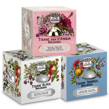 Organic Herbal Tea Discovery Pack