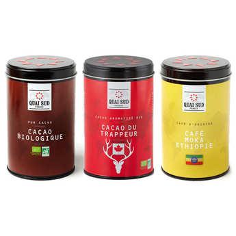 Quai Sud - Coffees and Cocoas Quai Sud Discovery Offer