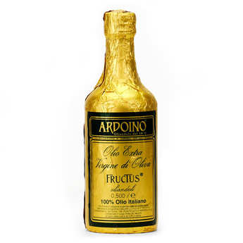 Ardoino - Huile d'olive extra vierge italienne Ardoino - Fructus
