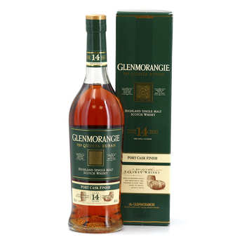 Glenmorangie - Glenmorangie Quinta Ruban 12 years - Single Malt Whisky 46%