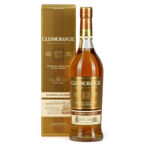 Glenmorangie Nectar d'Or 12 ans - single malt whisky 46%