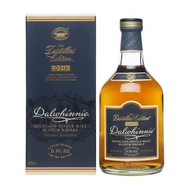 Whisky Dalwhinnie Edition Distillers - single malt whisky 43%