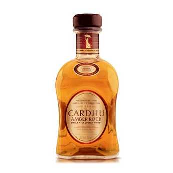 Cardhu - Cardhu Amber Rock - single malt whisky 40%