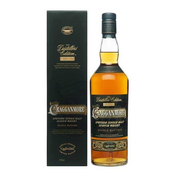 Cragganmore Distillers Edition - Single Malt Whisky 40%