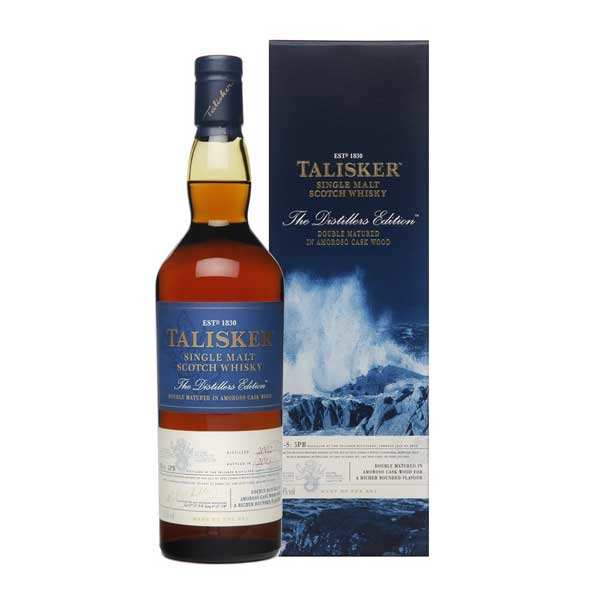 Talisker Edition Distillers - single malt whisky 45,8%