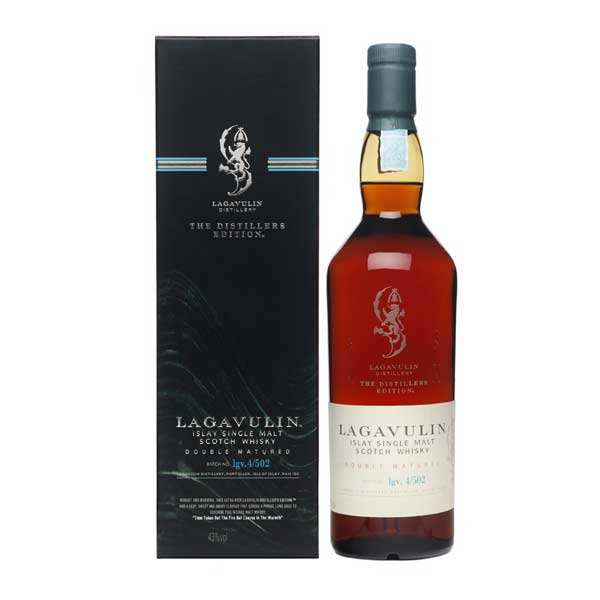 Lagavulin Edition Distillers - single malt whisky 43%