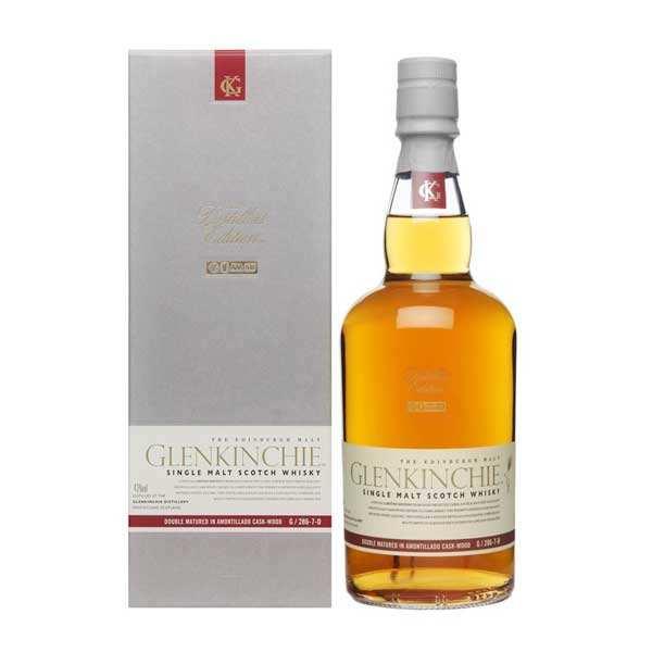 Glenkinchie Edition Distillers - single malt whisky 43%