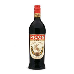 Picon - Picon Bière - Apéritif à l'orange 18%