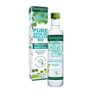 Santarome - Organic And Non Pasteurized Birch Sap
