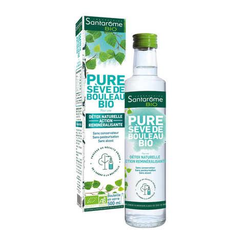 Santarome Bio - Organic And Non Pasteurized Birch Sap