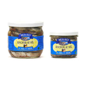 Conserverie Miceli - Salty Anchovy