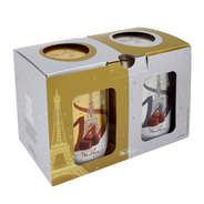 Chocolat Mathez - Duo of Chocolate and Salted Caramel Fantaisie Truffles