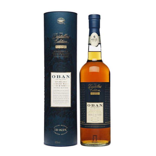 Oban Edition Distillers - single malt whisky 43%