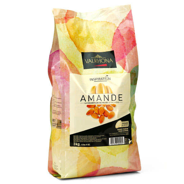 Inspiration Amandes Valrhona - Couverture de fruit