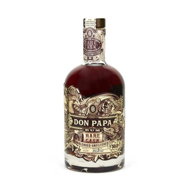 Rhum Don Papa Rare Cask - Edition limitée 50.5%