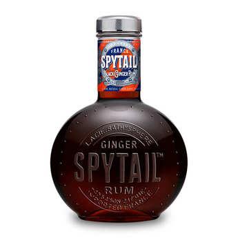 La Compagnie Bathysphère - Spytail Black Ginger Rum 40% - Rhum épicé au gingembre