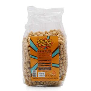 Quinoa d'Anjou - Quinoa Crack - French Cereal