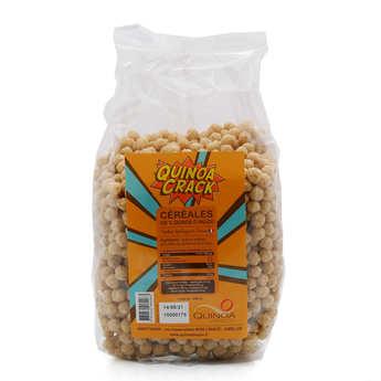 Quinoa d'Anjou - Quinoa crack - Céréales françaises d'Anjou
