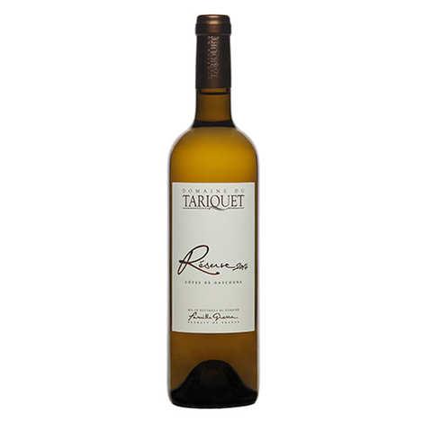 Domaine Tariquet - White Wine Côtes de Gascogne - Tariquet Reserve