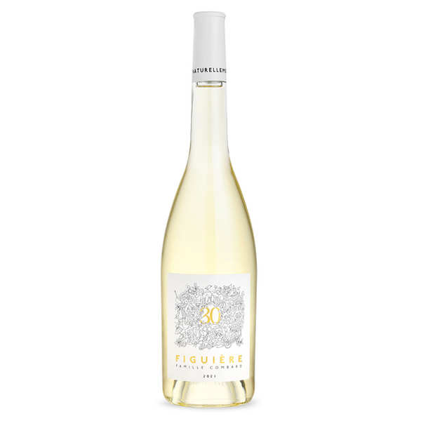 Première de Figuière Blanc - Côtes de Provence bio