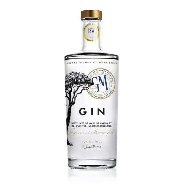 Gin méditerranéen - La grappe de Montpellier 40%