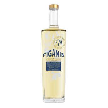 La grappe de Montpellier - Figanis - anis distillé méditerranéen 45%