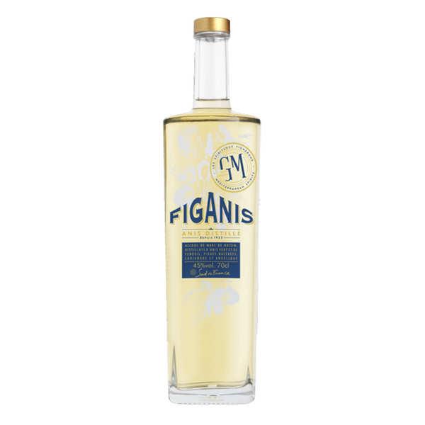 Figanis - anis distillé méditerranéen 45%