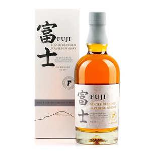 Kirin Brewery - Kirin Fuji Sanroku - japanese whisky 50%