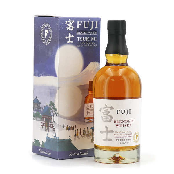 Kirin Fuji Sanroku - japanese whisky 50%