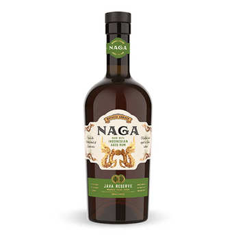Naga Rum - Naga Rum - Rhum d'Indonésie 38%