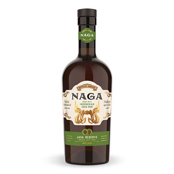 Naga Rum - Rhum d'Indonésie 38%