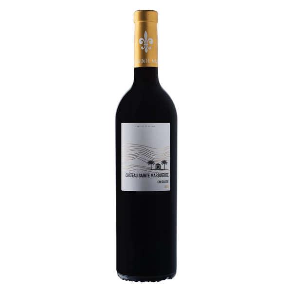 Château Sainte Marguerite Cuvée Château -  Organic Red Wine