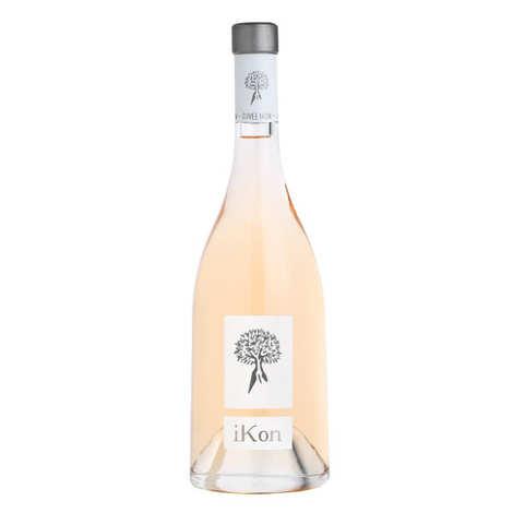 Château Hermitage Saint-Martin - Château Hermitage Saint-Martin Cuvée Ikon - Organic Rosé Wine