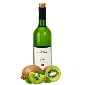 Longonya - Blanc de kiwi - Vin de kiwi