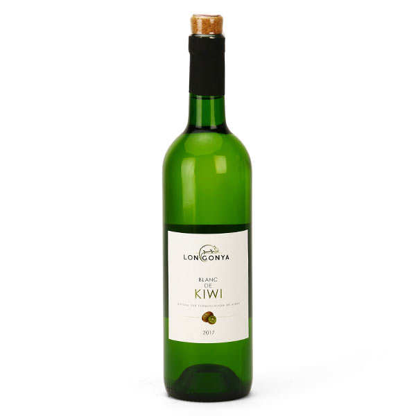 Blanc de kiwi - Kiwi Wine
