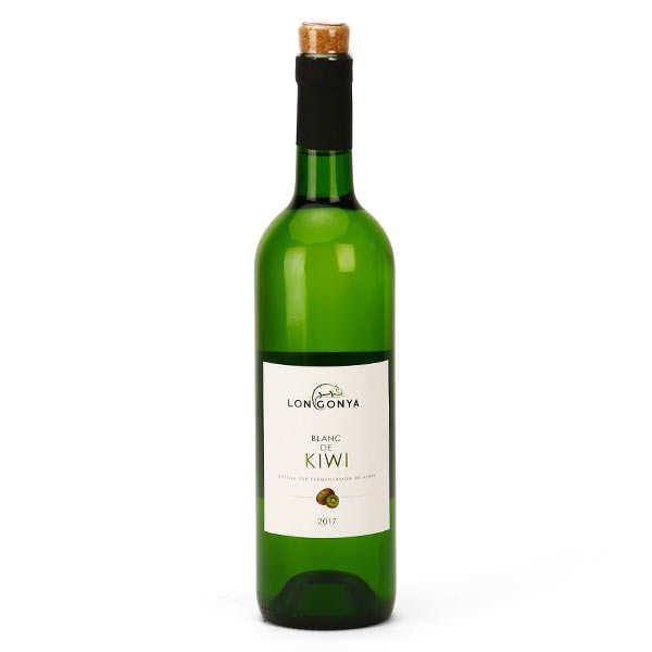 Blanc de kiwi - Vin de kiwi