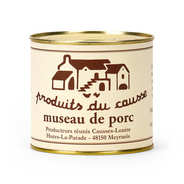 Produits du Causse - Stuffed Pork Muzzles