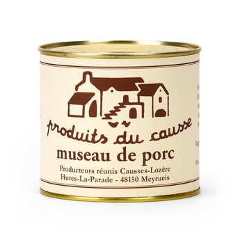 Produits du Causse - Museaux de porc farcis