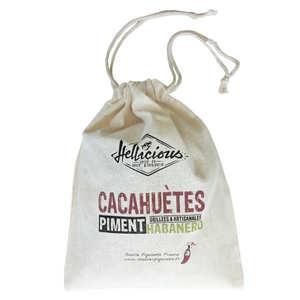 Hellicious - Spicysaus - Cacahuètes au piment habanero