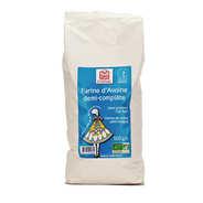 Celnat - Organic Half-Full Oat Flour